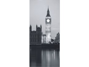 AG Design 1 dílná fototapeta LONDON FTNV 2843, 90 x 202 cm vlies