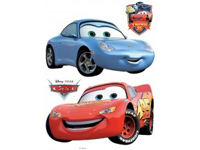 DKS1088 Samolepicí dekorace CARS 30 x 30 cm