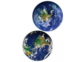 F1042 Samolepicí dekorace EARTH 65 x 85 cm