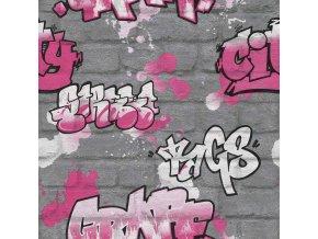 Papírová tapeta na zeď Rasch 237818, kolekce Kids & teens II, styl moderní, dětský, 0,53 x 10,05 m