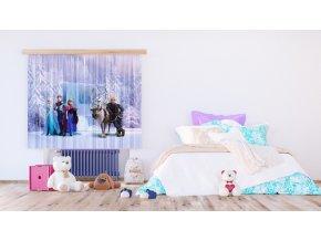 Textilní závěs FROZEN ALL FCSXL4303, 180 x 160 cm (2 ks)