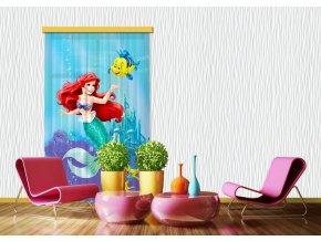 Textilní závěs ARIEL FCSL7112, 140 x 245 cm (1 ks), lehké zastínění