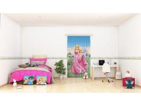 Textilní závěs AURORA FCSL7114, 140 x 245 cm (1 ks), lehké zastínění