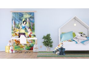 Textilní závěs SNOWWHITE FCPL6115, 140 x 245 cm (1 ks), úplné zastínění