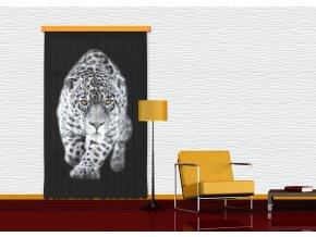 Textilní závěs TIGER FCSL7503, 140 x 245 cm (1 ks)