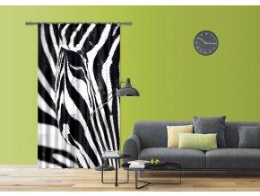 Textilní závěs ZEBRA FCSL7519, 140 x 245 cm (1 ks)