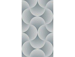 Textilní závěs CREATIVE FCSL7530, 140 x 245 cm (2 ks)