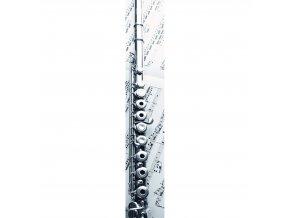 Papírový panel Caselio 67189126, kolekce ACCENT, materiál papír, styl moderní 50 x 280 cm
