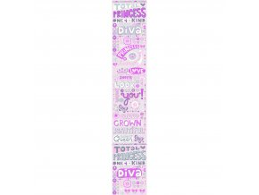 Papírový panel Caselio 67189950, kolekce ACCENT, materiál papír, styl moderní 50 x 280 cm