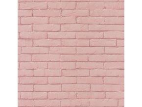 Papírová tapeta na zeď Caselio 69134012, kolekce PRETTY LILI, materiál papír, styl moderní, dětský 0,53 x 10,05 m