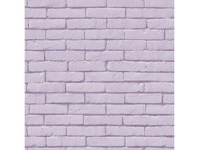 Papírová tapeta na zeď Caselio 69135003, kolekce PRETTY LILI, materiál papír, styl moderní, dětský 0,53 x 10,05 m