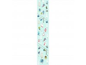 Vliesový panel Caselio 67076000, kolekce ACCENT, materiál vlies, styl moderní 50 x 280 cm