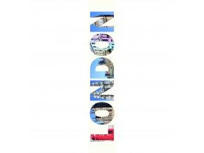 Vliesový panel Caselio 67076060, kolekce ACCENT, materiál vlies, styl moderní 50 x 280 cm