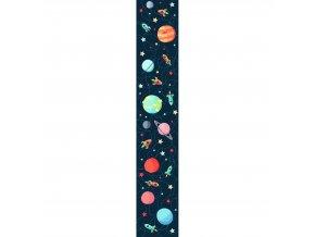 Vliesový panel Caselio 67079630, kolekce ACCENT, materiál vlies, styl moderní 50 x 280 cm