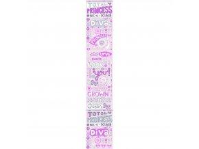 Vliesový panel Caselio 67079950, kolekce ACCENT, materiál vlies, styl moderní 50 x 280 cm