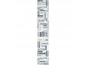Vliesový panel Caselio 67079993, kolekce ACCENT, materiál vlies, styl moderní 50 x 280 cm