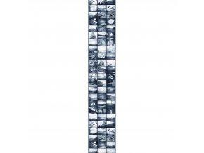 Vliesový panel Caselio 67079999, kolekce ACCENT, materiál vlies, styl moderní 50 x 280 cm
