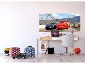 AG Design 1 dílná fototapeta CARS FTDNH5376, 202 x 90 cm vlies
