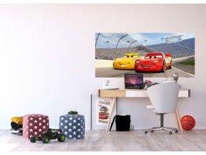 AG Design 1 dílná fototapeta CARS FTDNH5377, 202 x 90 cm vlies