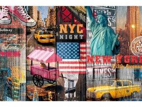 Samolepicí fólie d-c-fix Manhattan 2003234, ozdobné vzory, šíře 45 cm