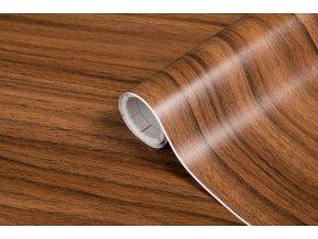Samolepicí fólie d-c-fix ořech střední, dřevo