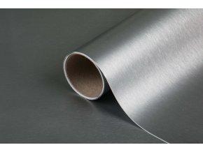 Samolepicí fólie d-c-fix platino stříbrná 2021203, kovové