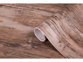 Samolepicí fólie d-c-fix rustik  2002813, dřevo, šíře 45 cm