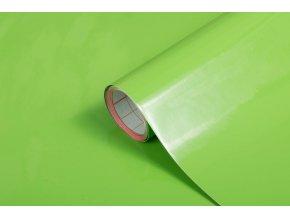 Samolepicí fólie d-c-fix lak zelená 2001995, uni, šíře 45 cm