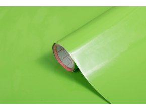 Samolepicí fólie d-c-fix lak zelená 2001995, uni