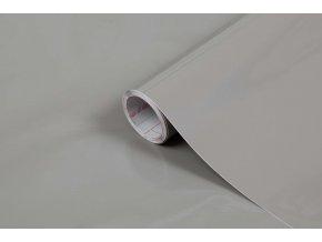 Samolepicí fólie d-c-fix lak šedá 2002885, uni, šíře 45 cm