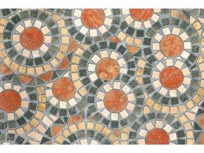 Samolepicí fólie d-c-fix kámen mozaika 2003126, mramor, šíře 45 cm