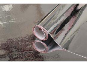Samolepicí fólie d-c-fix stříbrná 2014527, kovové, šíře 45 cm
