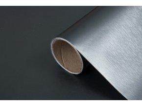 Samolepicí fólie metalic platino 2021207, kovové šířka: 45 cm
