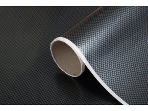 Samolepicí fólie d-c-fix karbon  2032966, kovové, šíře 90 cm