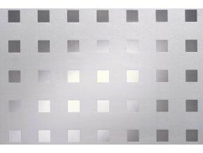 Statická fólie d-c-fix čtverce 2160007, transparent, šíře 45 cm