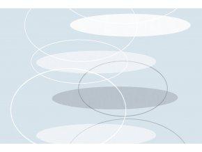 Statická fólie d-c-fix findus 2160019, transparent, šíře 45 cm