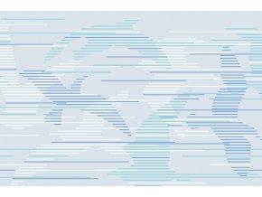 Statická fólie d-c-fix Skyler 2160037, transparent, šíře 45 cm