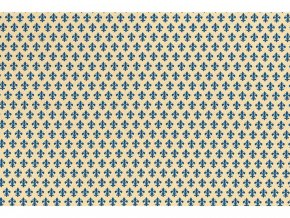 Samolepicí fólie d-c-fix Pitti modrá 2002756, šíře 45 cm