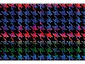 Velourová samolepicí fólie d-c-fix Charlotte 3030202, ozdobné vzory, 0,45 x 1,2 m