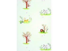 Papírová tapeta Casadeco 28087319 kolekce Alice & Paul