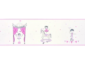Papírová bordura Casadeco 28094435 kolekce Alice & Paul