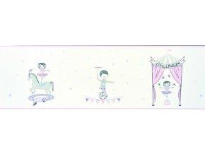 Papírová bordura Casadeco 28095316 kolekce Alice & Paul