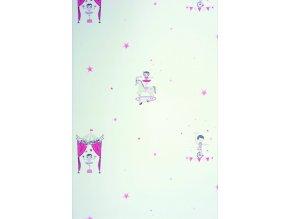 Papírová tapeta Casadeco 28114435 kolekce Alice & Paul