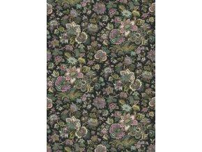 Vliesový  panel Casadeco 81397103 kolekce Silk road