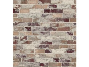 Obklad stěn Ceramics cihly červené 2700166, 67,5 cm