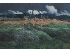 KOL8005 Luxusní fototapeta, Landscape, 8dílná
