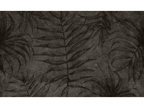 KOL15004 Luxusní fototapeta, Demure Dark, 9dílná