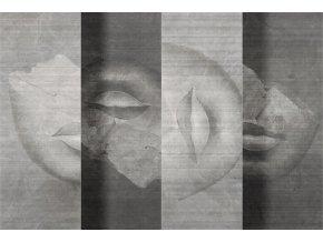 KOL15013 Luxusní fototapeta, Dulcet, 8dílná