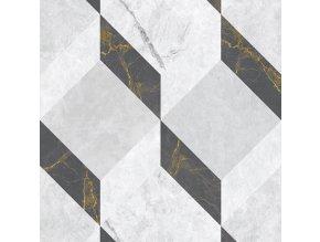 KOL15031 Luxusní fototapeta, Cubes Concrete, 1dílná