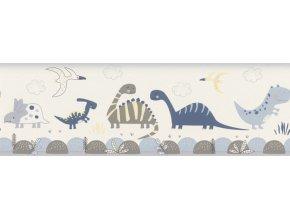 248869 Papírová tapeta na zeď Rasch, kolekce Bambino XVIII 17,2 x 500 cm